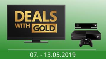 Xbox Deals with Gold 07  Mai 2019 | MsPoints de Blog