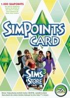SimPoints - 1000 Sim Points für Die Sims 3