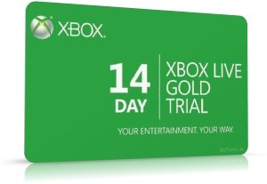 14tage xbox live gold trial code kaufen. Black Bedroom Furniture Sets. Home Design Ideas