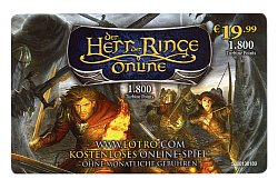 Herr der Ringe online 1800 Turbine Points