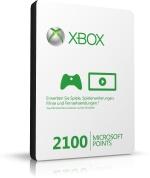 2100 Microsoft Points kaufen