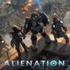 AlienNation PS4 Cover