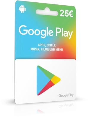 Google Play Karte Online