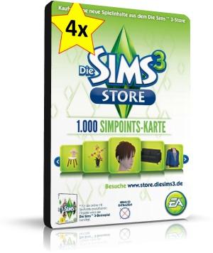 4000 simpoints online kaufen die sims 3 simpoints kaufen. Black Bedroom Furniture Sets. Home Design Ideas