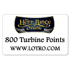 LotRo 800 Turbine Points