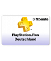 [DE] PlayStation Plus 3 Monate Deutschland