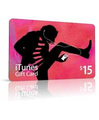 iTunes-Code [USA] $15 Gift Card