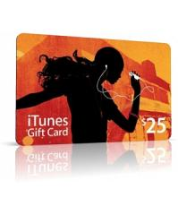 iTunes-Code [USA] $25 Gift Card