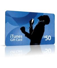 iTunes-Code [USA] $50 Gift Card