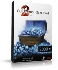 Guild Wars 2 Gem Card