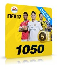 FIFA 17 1050 FUT Fifa Points - PS4 DE