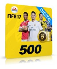 FIFA 17 500 FUT Fifa Points - PS4 DE