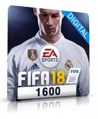 FIFA 18 1600 FUT Fifa Points - PS4 DE
