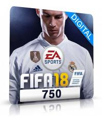 FIFA 18 750 FUT Fifa Points - PS4 DE