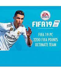FIFA 19 - 2200 Fifa Points - Ultimate Team für PC