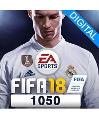 FIFA 18 1050 FUT Fifa Points - PS4 DE