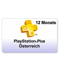 [AT] PlayStation Plus 12 Monate Österreich