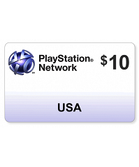 PSN Card $10 - PlayStation Network nur US-Store