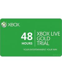 48 Stunden Xbox Live Trial Code