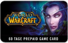 World of Warcraft 60 Tage Game Time (EU)